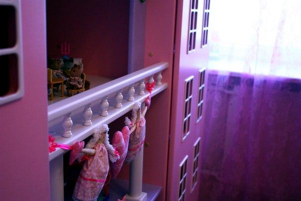 Голландские шкафы-домики в детскую.-6