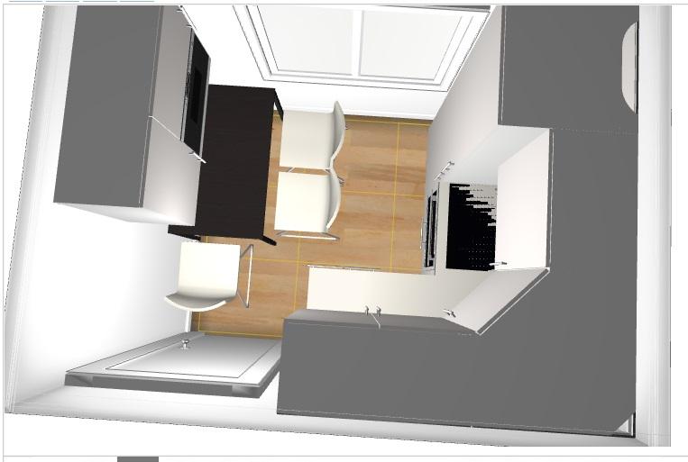 Головоломка тетрис-кухня 5 кв-2
