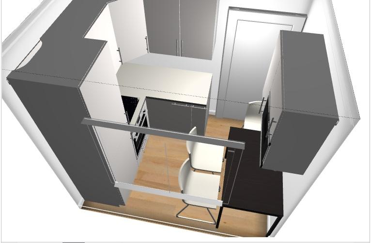 Головоломка тетрис-кухня 5 кв-3