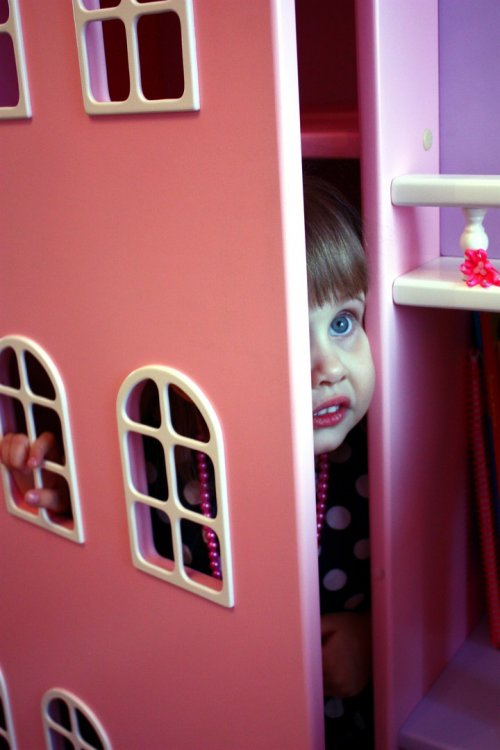 Голландские шкафы-домики в детскую.-5