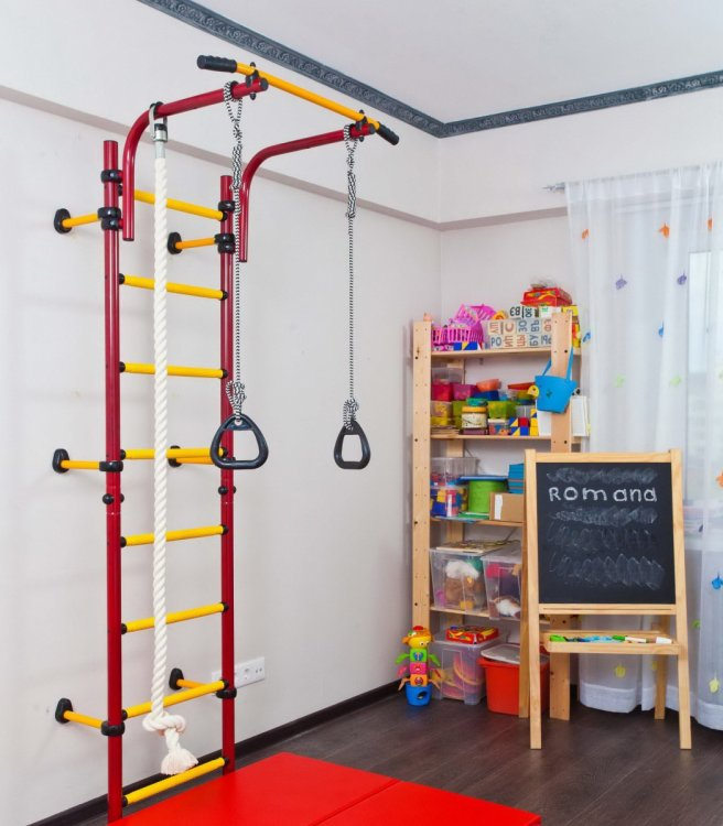 Комната для 2 мальчишек
