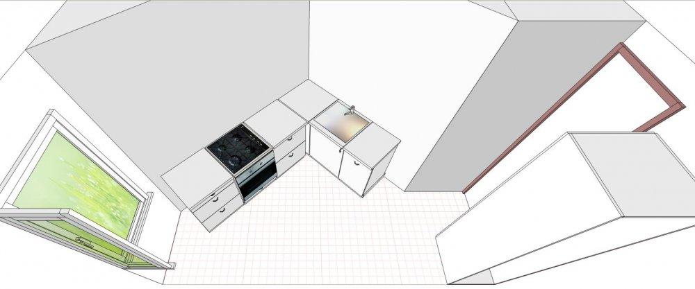 Помогите с дизайном кухни-2