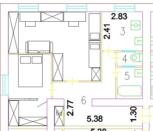 Ремонт в квартире под снос-2