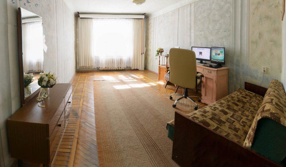 Особая задача (гостиная-студия стилиста) дома-2