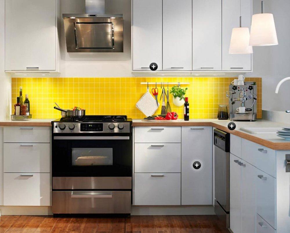 Цветовое решение маленькой кухни, нужна помощь-2