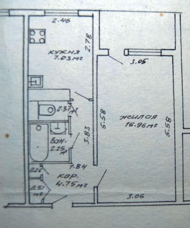 ПОМОГИТЕ, ПОЖАЛУЙСТА!!! Дизайн однокомнатной квартиры