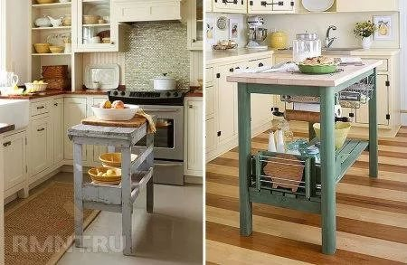Кухня в коммуналке-3