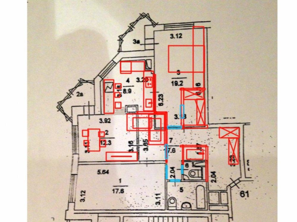 перепланировка 3шки в не типовом доме-4