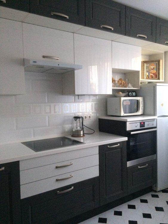 Моя новая кухня-6