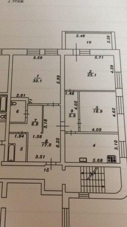 Кухня из 9 кв переезжает 32 кв-2