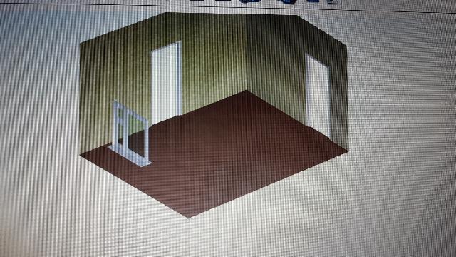 Как расставить мебель на кухне-столовой.