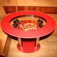 Стол из стекла РИМ-2