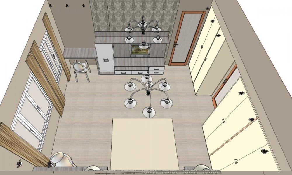 Нужна скорая помощь по дизайну спальни-3
