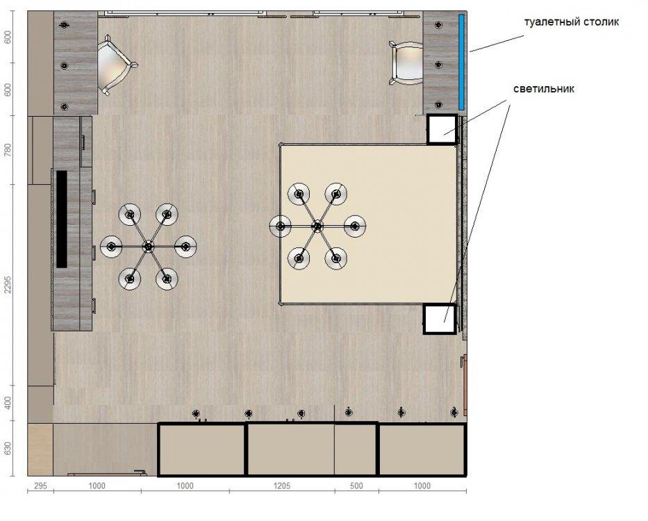 Нужна скорая помощь по дизайну спальни