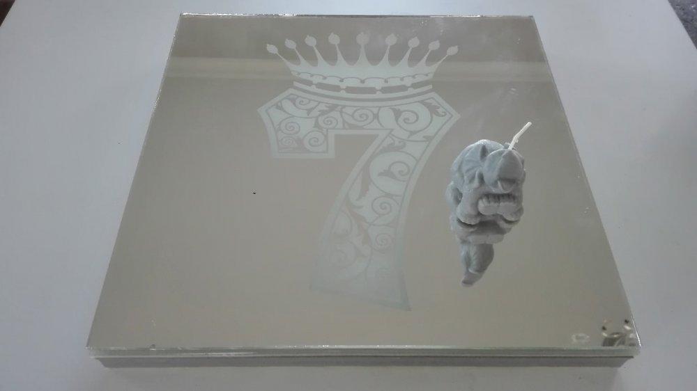 Светодиодная плитка для фартуков из стекла и камня.-3