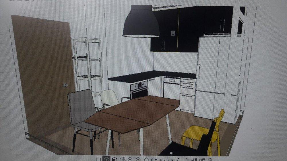Кухня. Хотим стильно и недорого. Очень нужны советы.