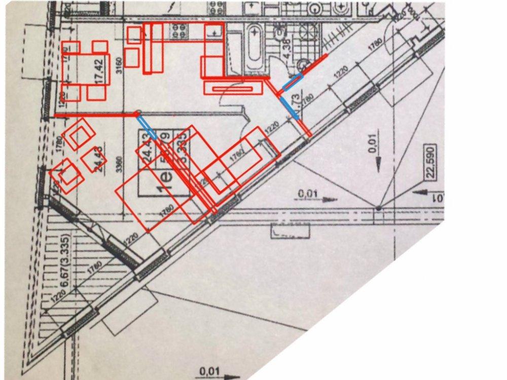 Помогите спланировать квартиру сложной формы-2