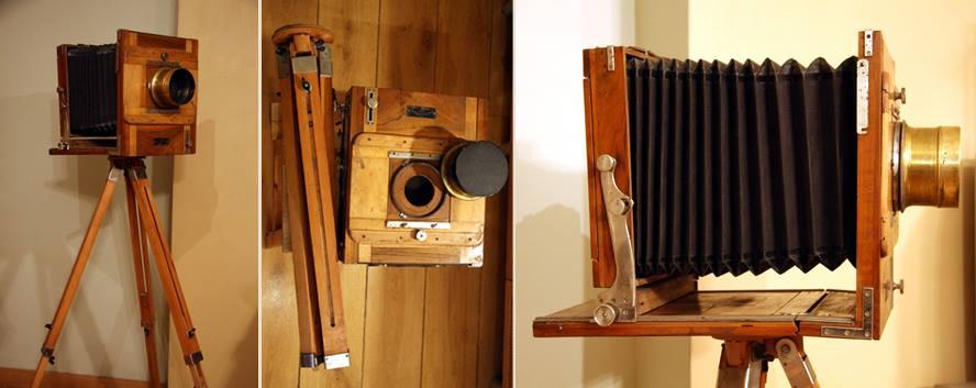 студийный фотоаппарат для оформления интерьера