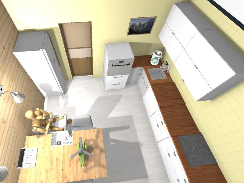Холодильник у входа? Выбираем из 4 растановок-2