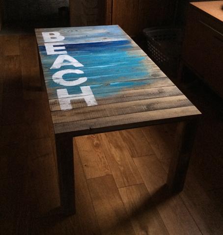 Стол для сада, кафе, дома-4