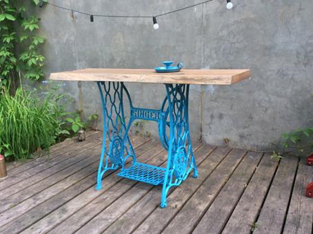 Стол для сада, кафе, дома-3