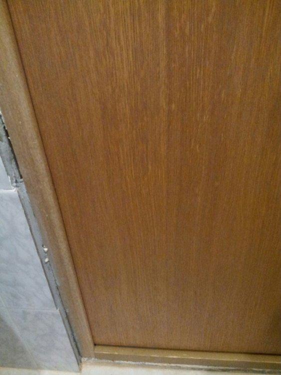 Стык плитки и дверной коробки.Прошу помощи.-2