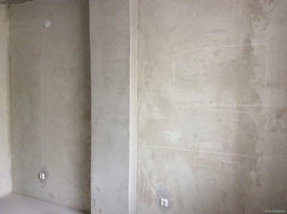 Преобразить стену с балкой-2