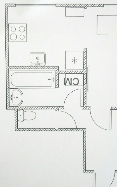 Кухня, коридор, ванная-2