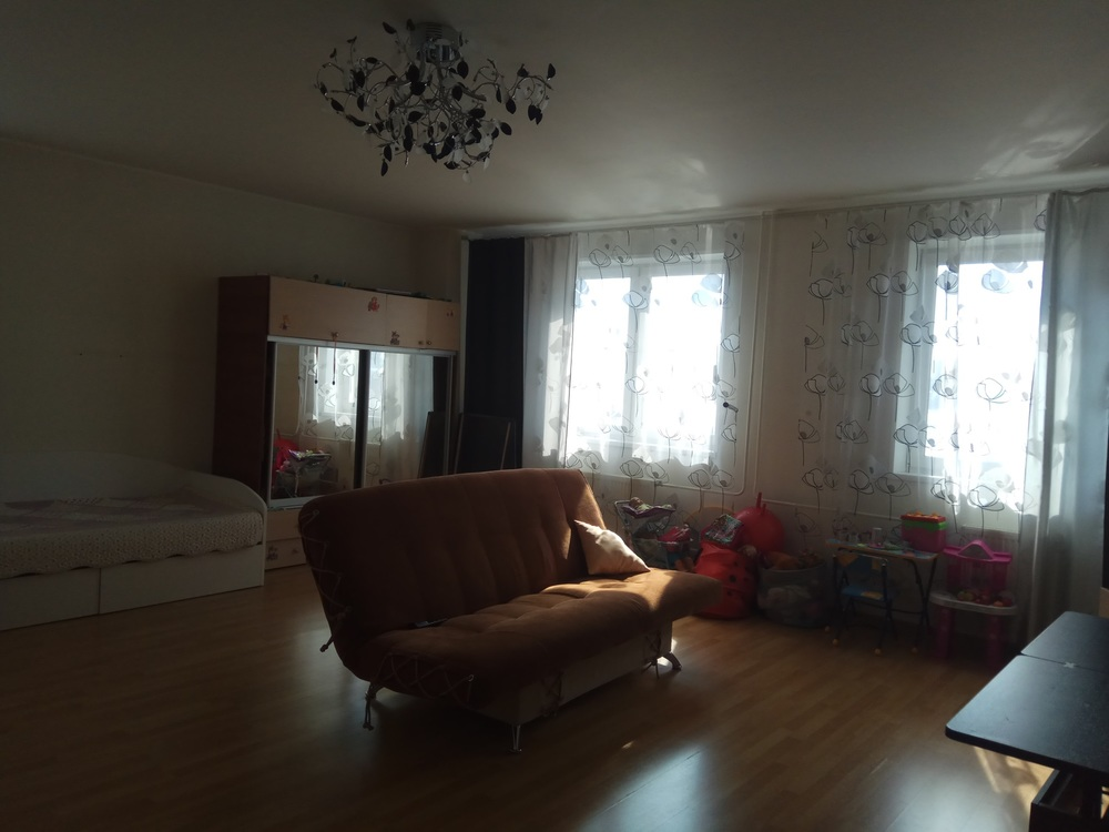 Детская и гостиная из большой комнаты-2