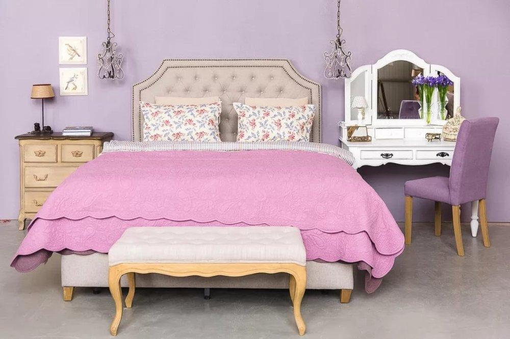 Нужны идеи дизайна спальни по готовому проекту-3