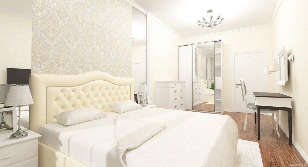 Нужны идеи дизайна спальни по готовому проекту-2