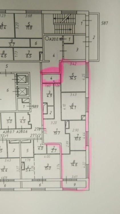 Трехкомнатная квартира 85кв.м., уютно и функционально!