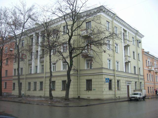 Балкон в СФ-3