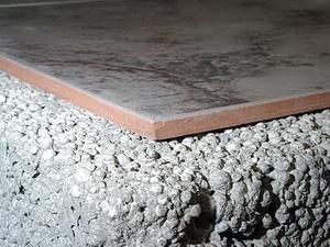 Полусухая стяжка, электрический теплый пол и кварц-виниловая плитка