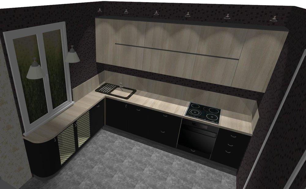 Кухонный гарнитур и дизайн кухни-2