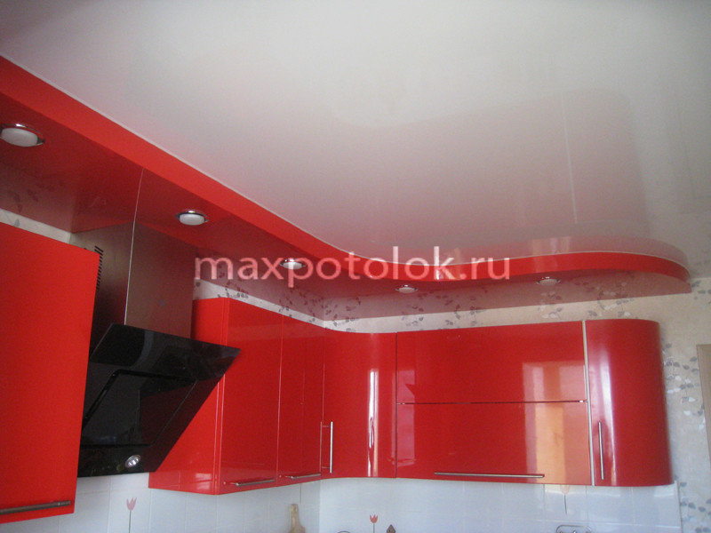 Натяжные потолки Maxpotolok.ru-2