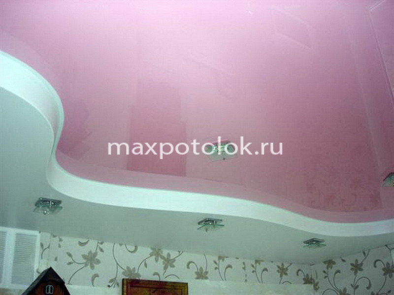 Натяжные потолки Maxpotolok.ru-4