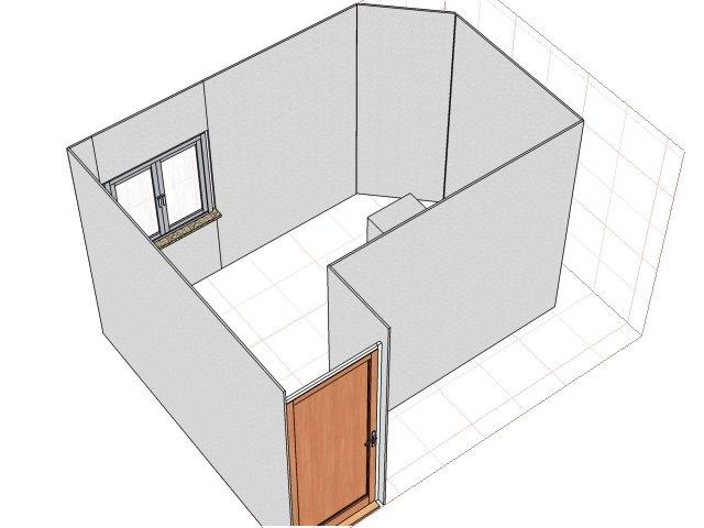 Кухня с 5-м углом. Помогите с проектом.-2