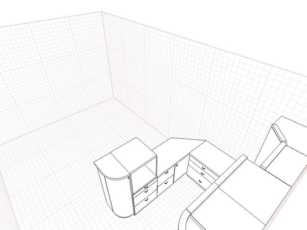 Кухня с 5-м углом. Помогите с проектом.