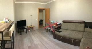 Дизайн гостиной-студии-2