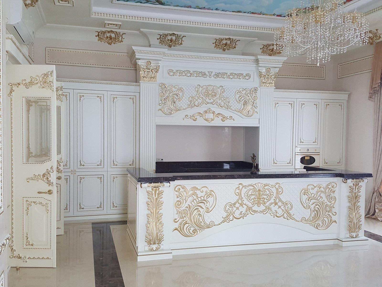 Реализованный проект дома на Рублёвке