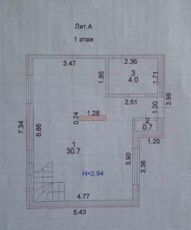 Помогите пожалуйста с планировкой в доме.-2