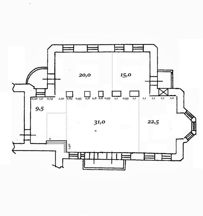4 комнаты в старом фонде-2