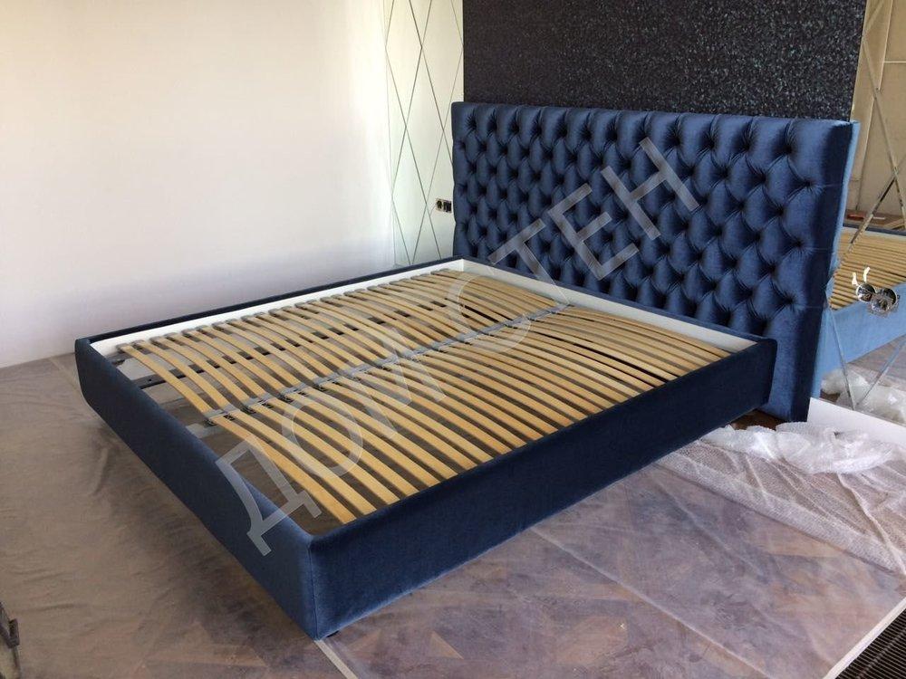 Мягкие стеновые панели  для спальни-4