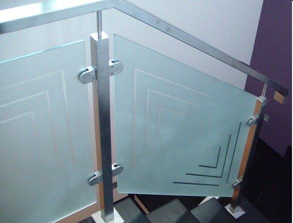 Ограждения из стекла-3