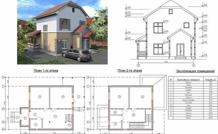 Построить дом недорого...