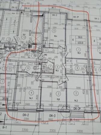 Планировка 4 х комнатной квартиры для семьи