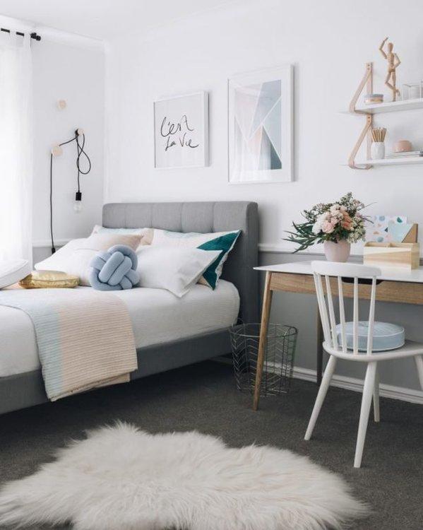 Спальня для студентки-4