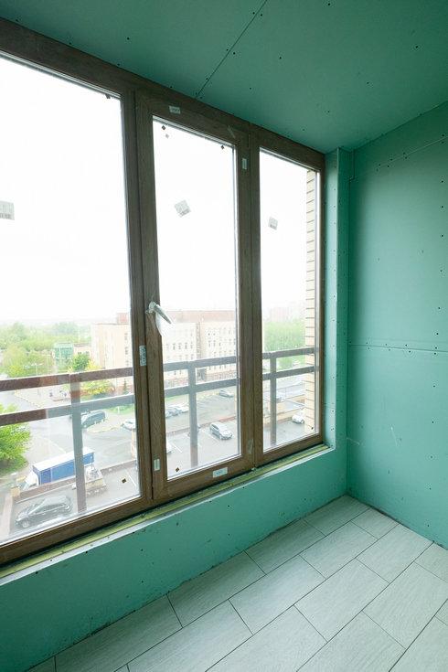 Помогите отделать небольшой балкон-4