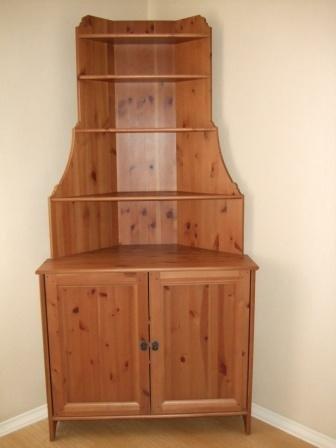 5 предметов мебели Икеа из массива сосны (Петербург)